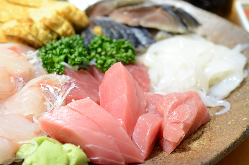 手巻き寿司の具!