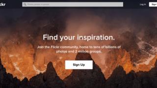 Flickrの写真枚数が1,000枚に。とりあえずやっておくこと
