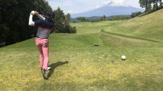 体が硬い人のゴルフ上達法